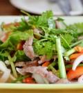Lettuce Thai Style Salad