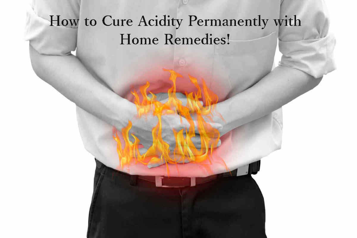 All you need to know about Acidity!