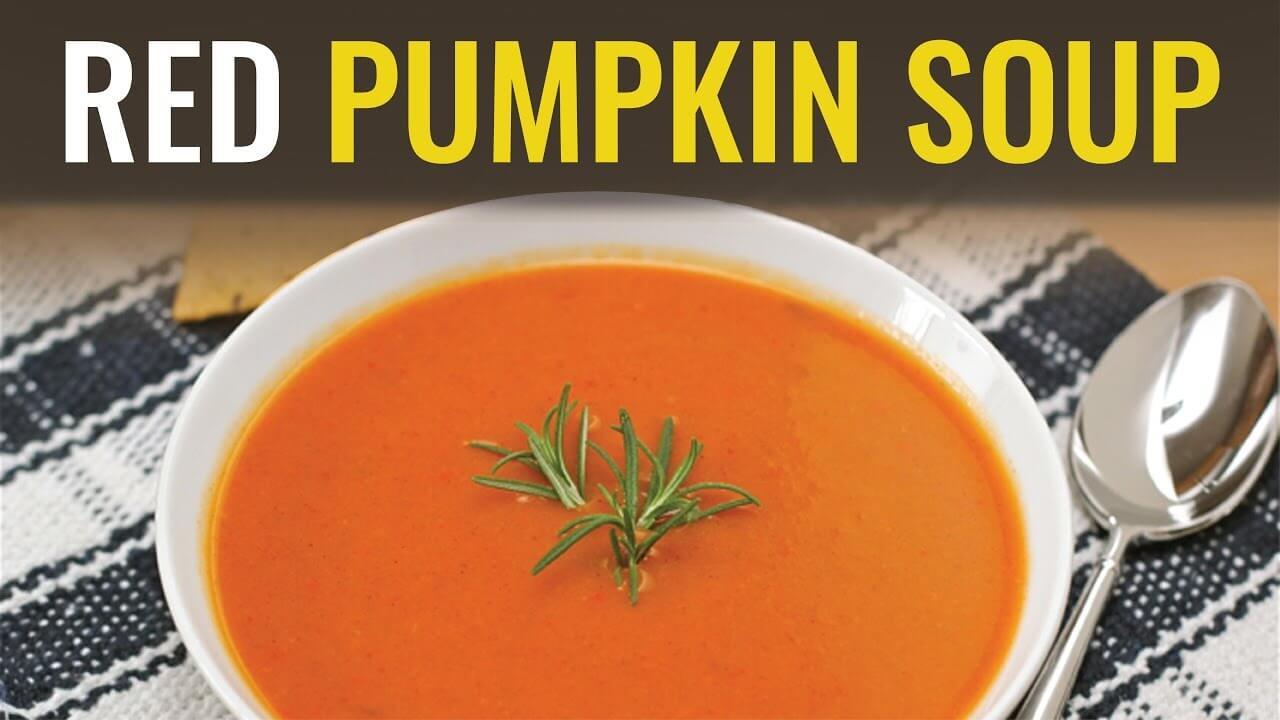 Red Pumpkin Soup