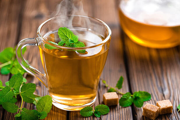 Sip Green Tea to Lose Weight