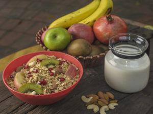 Seeds and Nuts Muesli