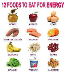 12 Foods to Eat for Energy - health tips