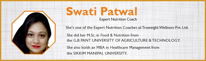 Swati Patwal nutritionist