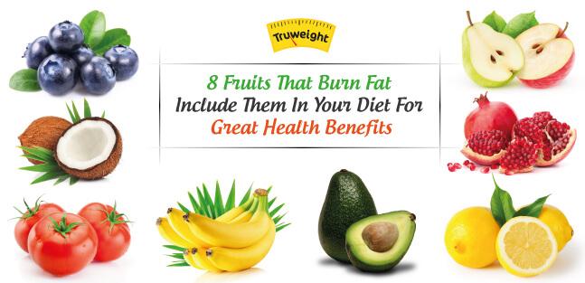 What fruits should i eat to burn fat