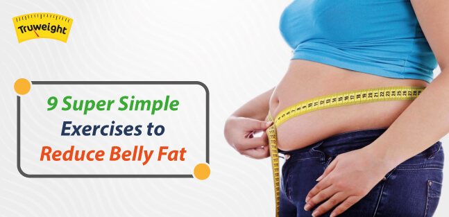 9 Super Simple Exercises to Reduce Belly Fat