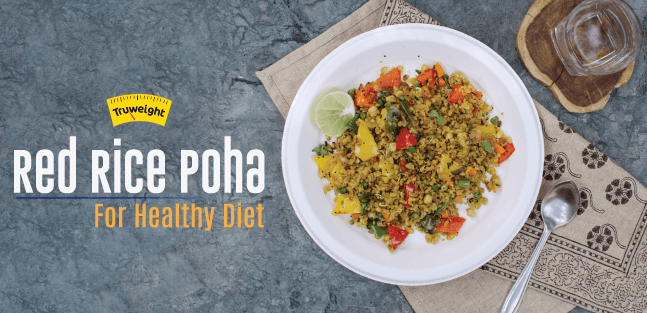 Red Rice Poha, Have You Tried That Yet?