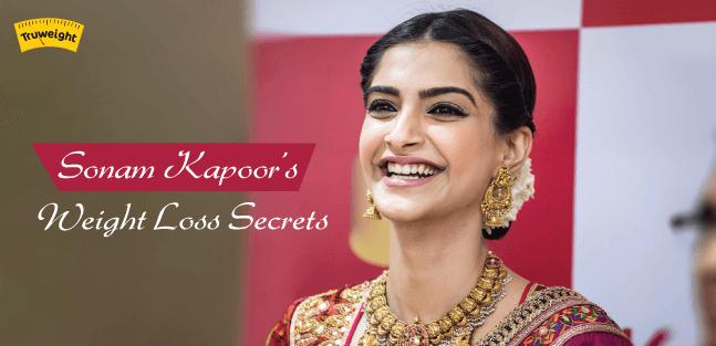 how did sonam kapoor lose weight